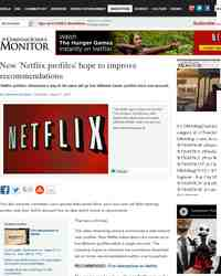 how to set up new profile on netflix